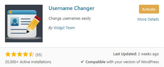 Wordpress Username Kaise Change Kare