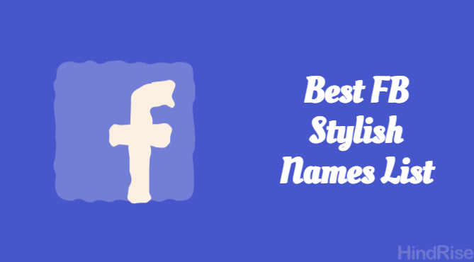 fb-stylish-names